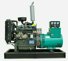 50kva40kw Genset 40kw Diesel Generator With Engine For Hotelhomehospital
