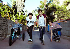 The Vamps Large Poster Approx 2ft x 3ft Official Band Music Merch LP1788