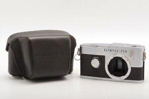 OLYMPUS PEN F 35mm Half Frame Film Camera From Japan #133949