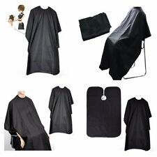09fb0f21cd697 BLACK HAIRDRESSING HAIR CUTTING CAPE BARBER HAIRDRESSER SALON EQUIPMENT GOWN