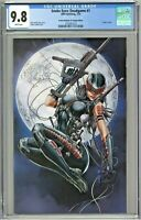 Snake Eyes Deadgame #1 CGC 9.8 Comic Kingdom of Canada Edition Tyndall Virgin