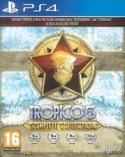 Tropico 5 - Complete Collection PS4 NUOVI