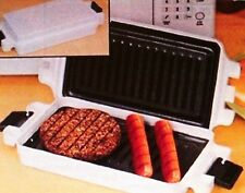 Brand New Microwave Grill Tray NonStick Microwave Grilling Cookware