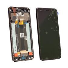 Nokia 2 Módulo de Pantalla Completa original Pantalla LCD + Panel Táctil negro