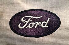 Aufnäher Ford Pflaume