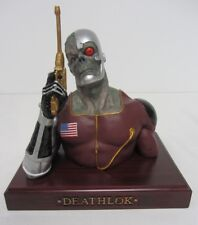 Deathlok ~ Marvel ~ Mini-Bust Statue #2328/3000  Painted ~Dynamic Forces ~ 2002