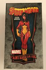 SPIDER-WOMAN PAINTED STATUE BOWEN DESIGNS $20 SHIPPING 1309/1500