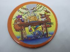 Pogs Animage Edition Limited 100% Noel N°4 World Pog Federation