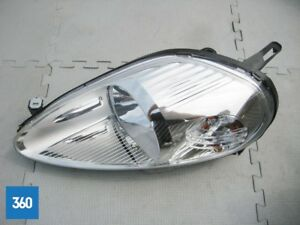 NEW GENUINE FIAT GRANDE PUNTO LH NS HALOGEN HEADLAMP HEADLIGHT 51718160