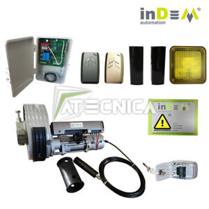 Kit Automation Universal Engine For Shutter nice bft acm 140kg Axis 48/60