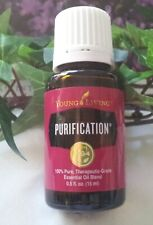 Young Living PURIFICATION Essential Oil 15ml New Sealed Unopened  Ready to Ship