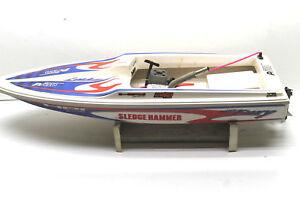 """Vintage 26"""" Nitro Fury Sledge Hammer Star 15 HPI Racing Compression Looks Unused"""