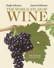 NEW The World Atlas of Wine, 7th Edition by Hugh Johnson