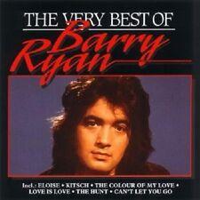 """RYAN BARRY """"VERY BEST OF"""" CD NEUWARE"""