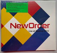 Sealed New Order - Live At Bestival 2012 - CD Album - SBESTCD60 - 2013