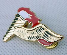 US Army Parachutist Pathfinder Badge Insignia Pin US Army Navigator Badge-D735