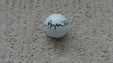 BYRON NELSON signed autographed golf ball JSA COA