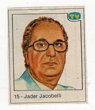 figurina - TV SORRISI E CANZONI - numero 15 JADER JACOBELLI