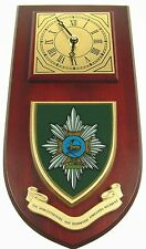 WORCESTERSHIRE AND SHERWOOD FORESTERS CLASSIC HAND MADE TO ORDER  WALL CLOCK