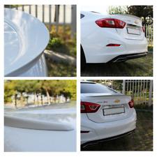 Fits 2016~2019 Chevrolet Cruze sedan Rear Trunk Lip Spoiler Painted 4Color