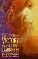Victory over the Darkness paperback Book by Neil T. Anderson FREE SHIPPING