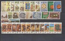 REPUBLIEK SURINAME JAARGANG 1984 - POSTFRIS COMPLEET