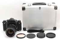 【N MINT】Pentax 6x7 67 Medium Format Film Camera 75mm f/4.5 Lens From JAPAN