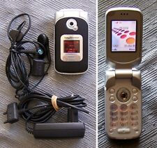 Sony Ericsson Z530i Flip Mobile Phone (no walkman W300 W Z Z200 Z800)