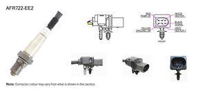 NGK NTK Oxygen Lambda Sensor AFR722-EE2 fits Audi TT 3.2 V6 Quattro (8J3) 184...