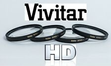 +1 +2 +4 +10 4-Pcs Close-Up Macro Lens Set For Panasonic HC-WXF991 HC-VX981