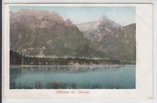 AK Offensee bei Ebensee, 1900