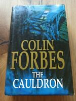 Cauldron by Forbes, Colin Hardback Book The Cheap Fast Free Post