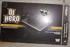 PS3 DJ Hero Stand-Alone Turntable (for PS2 or PS3) - BRAND NEW SEALED