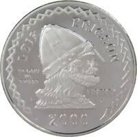 2000 P $1 Leif Ericson Millennium Commemorative Silver Dollar Coin Choice Proof