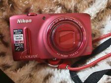 Kamera Nikon Coolpix S9500 Mit OVP Und Case Zubehör