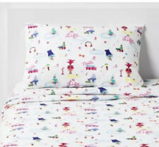 Trolls World Tour Trolls in Harmony QUEEN Sheet Set H8