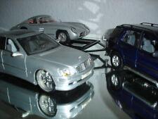 1:18 Mercedes-Benz S55 AMG / 300 SLR / ML 320 / Maisto   Trailer Motor Max