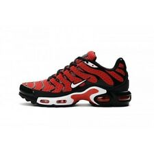 Chaussure Basket Noir Rouge  Sport Homme Nike Air Requin TN Taille 44