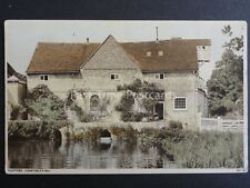 Suffolk FLATFORD Constable's Mill - Old Postcard by Phonochrom Co. Ltd