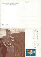 VERONA,XVI GIORNATA DEL FRANCOBOLLO 1974 -F.G.VENETO(VR)N.43316