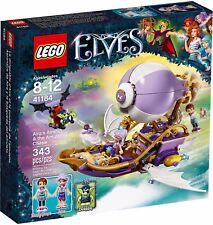 LEGO ELVES 41184 LA BARCA VOLANTE DI AIRA E L'INSEGUIMENTO DELL'AMULETO NUOVO