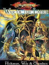 DragonLance Tales II Trilogy: The War of the Lance by Margaret Weis, Tracy Hickman and Jamie Chambers (Hardcover)