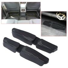 2 Pcs Car Rear Seat Air Condition Vent Outlet Cover For AUDI A3 S3 SEAT LEON 5F