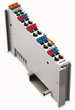 750-626 wago filtre module système et feldversorgung