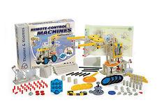 Thames & Kosmos Remote Control Machines Science Kit Educational