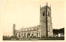 BLAKENEY( Norfolk) :Blakeney Church RP