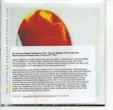 (AE786) The Victorian English Gentlemans Club, B- DJ CD
