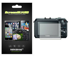 3 X Pantalla cubre guardias Films Para Canon Eos M-Accesorio de cámara