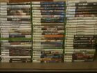 XBOX 360 Games A-L Lot Tested You Choose! - Save up to 15% - Free Shipping