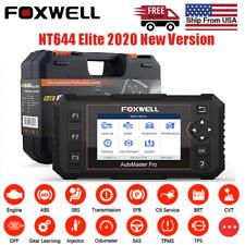 2020 NT644 Elite OBD2 Auto Scanner Full System Car Diagnostic Scanner Auto Tool
